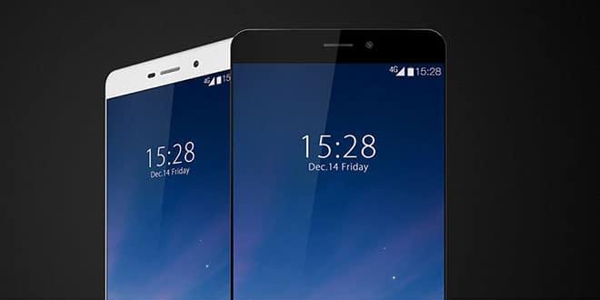 elephone p9000 4g phablet - Elephone P9000 4G Phablet