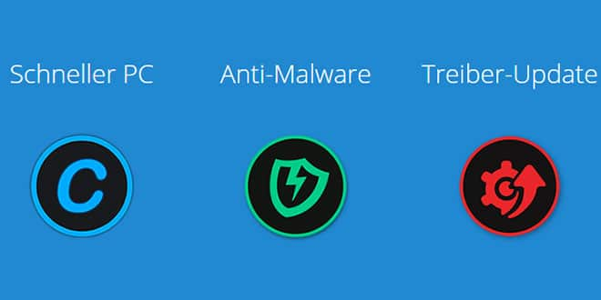 iobit - Advanced SystemCare Pro, Driver Booster Pro, IObit Malware Fighter Pro bis 66% reduziert