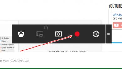 unbenannt 390x220 - Windows 10 Bildschirm aufnehmen