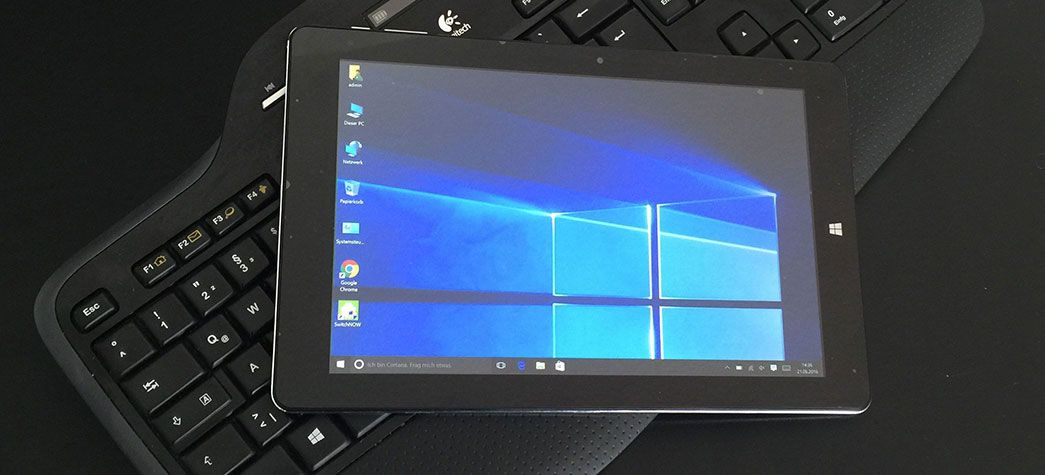 chuwi hibook ausprobiert - Chuwi HiBook Tablet ausprobiert - Windows 10 + Android