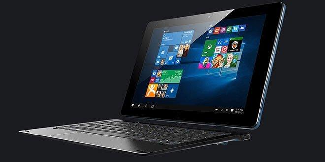 cube iwork 10 flagship ultrabook tablet - Cube iWork 10 Flagship mit Windows 10 + Android für 150€