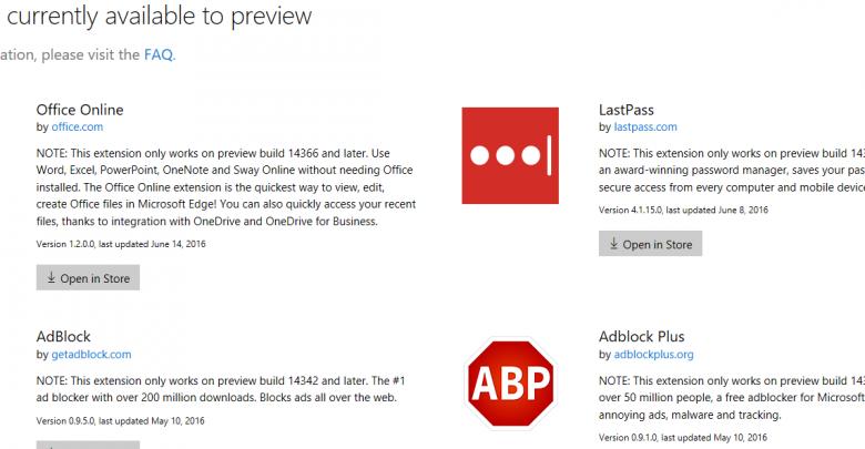 unbenannt 780x405 - Microsoft Edge Browser Erweiterungen hinzufügen
