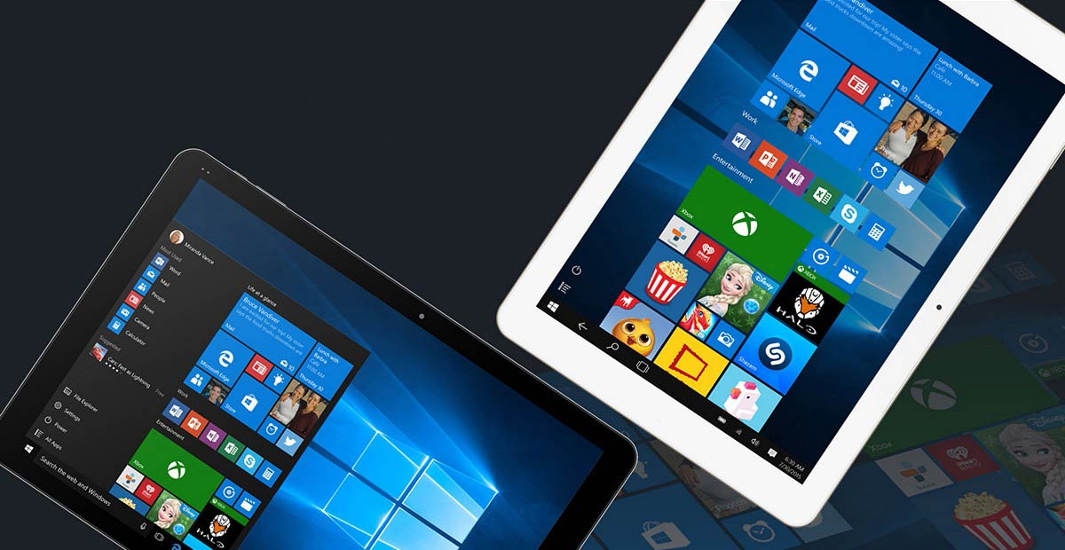 vier tablet 1 - Vier Tablets: Teclast X98 Plus, Teclast Tbook 11, Chuwi Hi12, Cube i7 Stylus