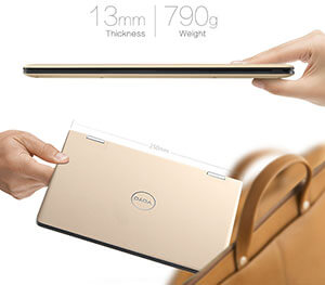 Voyo-VBook-V1 VOYO VBook V1 Ultrabook Tablet mit Windows 10