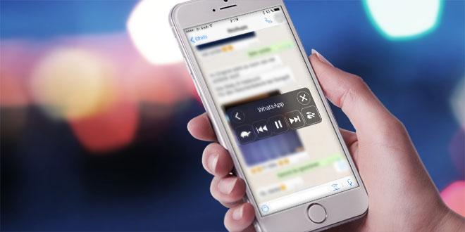whatsapp nachrichten vorlesen lassen - iPhone: WhatsApp Nachrichten vorlesen lassen