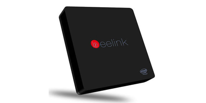 beelink bt3 intel mini pc - Beelink BT3 Mini PC - Atom X5-Z8300 und Windows 10