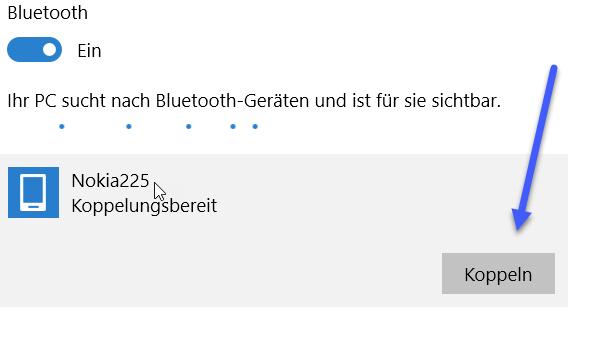 bluetooth geraete koppeln - Windows 10 Bluetooth Geräte verbinden und Trennen