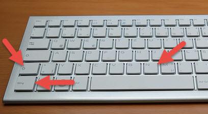 tastatur Chrome Browser im Inkognito-Modus starten