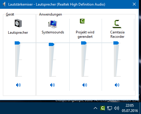 Photo of Windows 10 Lautstärke Anzeige wie unter Windows 7