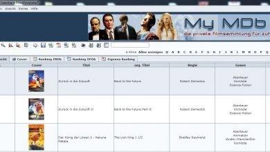 unbenannt 390x220 - Filme organisieren & archivieren mit MyMDb