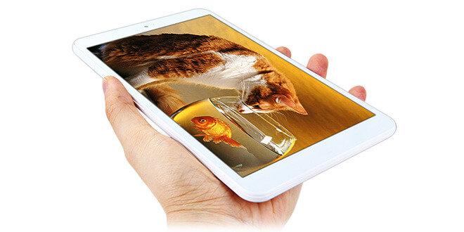 onda v 820w - Onda V820w - 8 Zoll Tablet mit Windows 10 + Android für 69€ aus EU-Lager