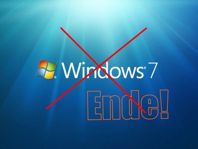 10 windows 7 ist wieder da - Das Ende von Windows 7