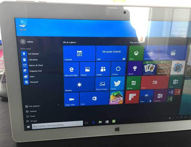 tbook 16 pro - Windows 10 installiert von alleine Software!