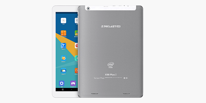 teclast - Teclast X98 Plus II Android Tablet 2GB RAM 32GB ROM IPS für 114€