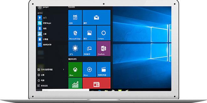yepo - YEPO 737S 13.3 Zoll Laptop mit Windows 10 für 189€