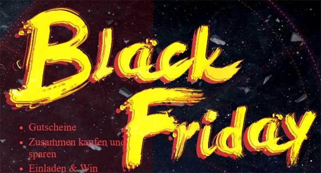 black friday - Aufwärmphase von Black Friday bei GearBest mit Super Preise