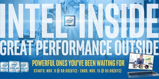 intel promotion bei gearbest mit super preisen - Intel Promotion bei GEARBEST mit Super Preisen