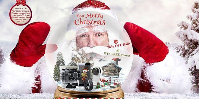angebote - Weihnachtsaktion bei Gearbest mit Super Preisen