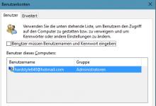 Photo of Windows 10 Passwortabfrage deaktivieren NEU!