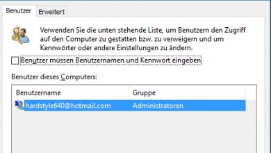 unbenannt 390x220 - Windows 10 Passwortabfrage deaktivieren NEU!