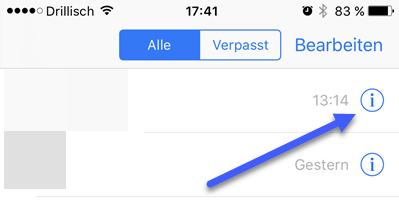 iphone nummer - iPhone - Telefonnummer Kontakt blockieren und Anrufer sperren
