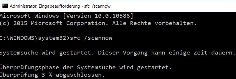 suchfunktion - Windows 10 Suchfunktionen geht nicht – Lösung