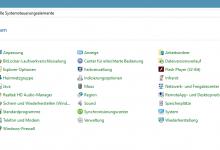 Photo of Alte Systemsteuerung öffnen Windows 10