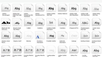 unbenannt 5 390x220 - Windows 10 Standard Schriftart ändern.