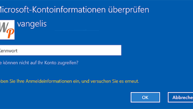 windows 10 pin eiinrichten 390x220 - Windows 10: PIN zum entsperren des Computers einrichten