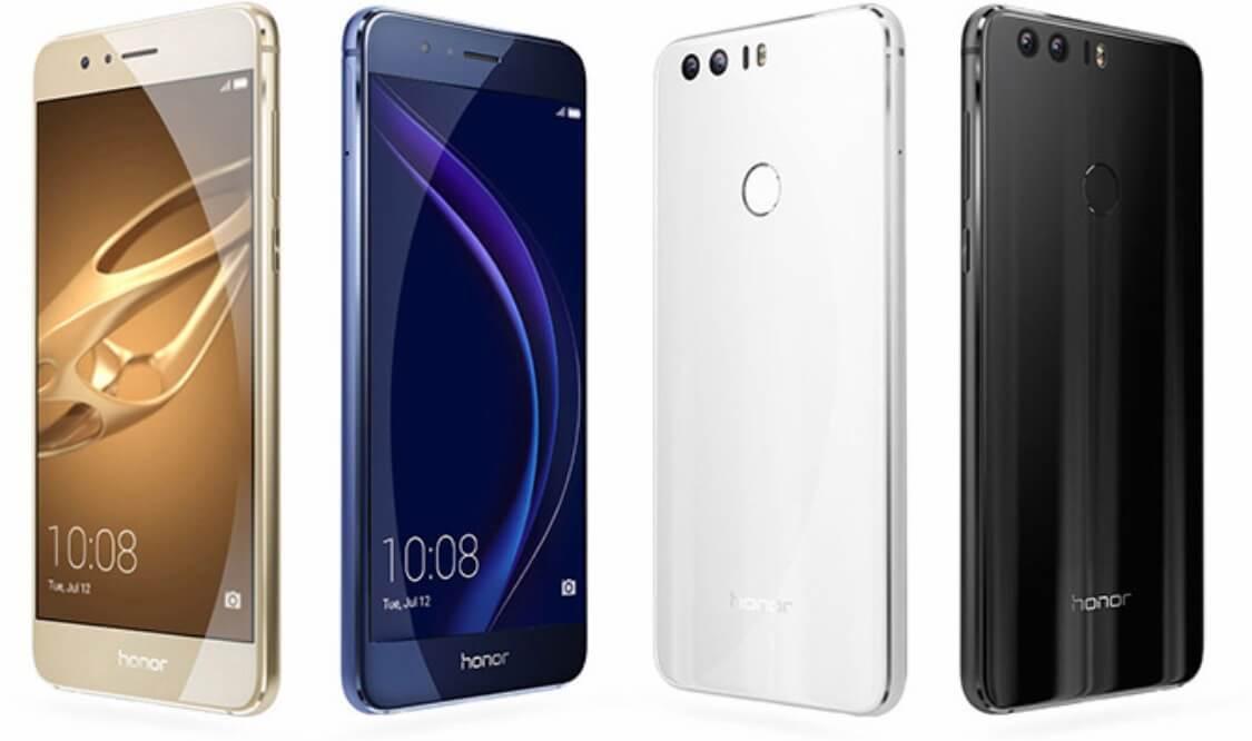 img 3856 - Huawei Honor 8 bei Gearbest.com für 317€ nur 150 St.