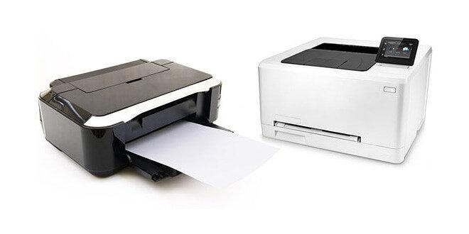 tintenstrahl oder laserdrucker - Tintenstrahl oder Laserdrucker – so wählen Sie den richtigen Drucker