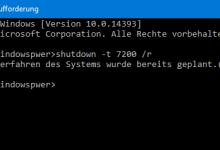 Photo of Windows 10 zu einem bestimmten Zeitpunkt herunterfahren