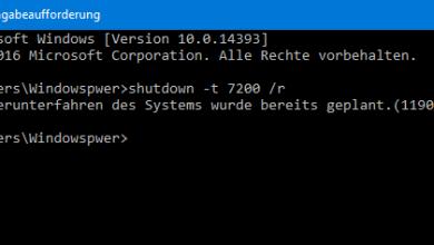unbenannt 3 390x220 - Windows 10 zu einem bestimmten Zeitpunkt herunterfahren