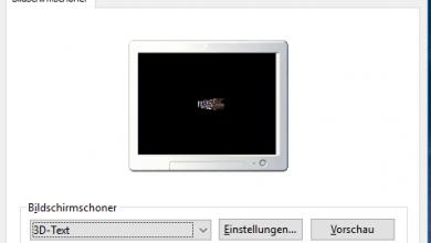unbenannt 6 390x220 - Windows 7/10 Uhrzeit als Bildschirmschoner einstellen