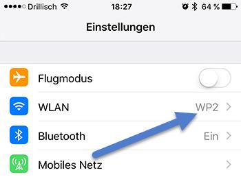wlan - 7 Tipps wie Sie bei Ihrem iPhone Akku sparen können