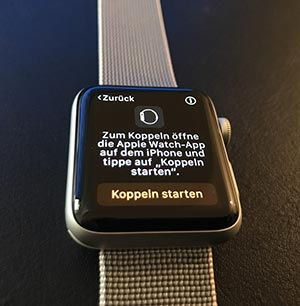 apple watch series - Apple Watch Series 2 42mm ausprobiert
