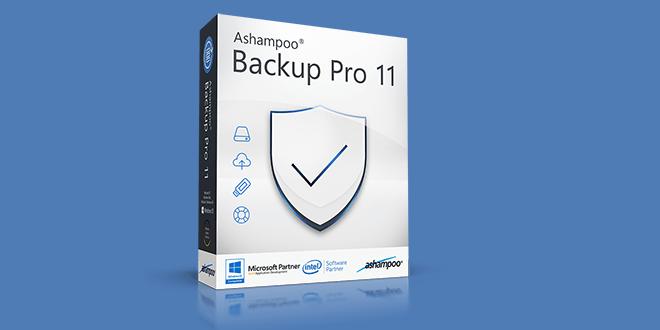 ashampoo backup pro 11 - Ashampoo BackUp Pro 11 erschienen + Wir verlosen 10 Lizenzen