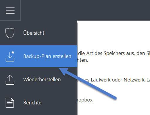backup erstellen - Ashampoo BackUp Pro 11 erschienen + Wir verlosen 10 Lizenzen