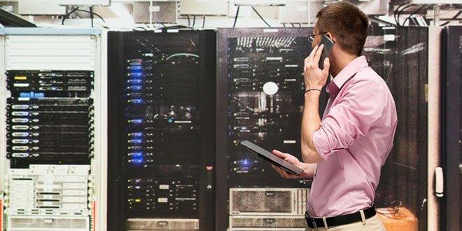 server bild 2 - Server kaufen – das ist zu beachten