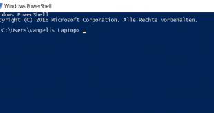 powershell starten 310x165 - PowerShell starten öffnen bei Windows 10 – So geht's