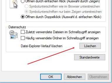 unbenannt 4 - Dateiverlauf löschen Windows 10