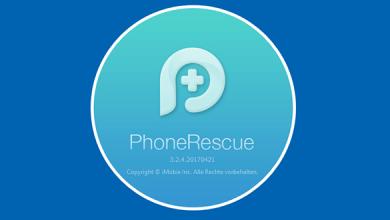Bild von PhoneRescue-iOS Datenrettung Software – Wir verlosen 5 Lizenzen