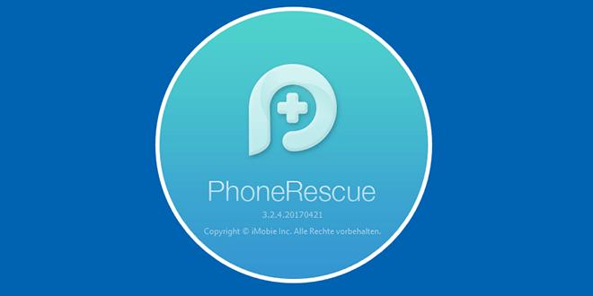 phonerescue 1 - PhoneRescue-iOS Datenrettung Software – Wir verlosen 5 Lizenzen