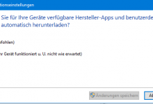 Photo of Windows 10 automatische Treiber Updates deaktivieren