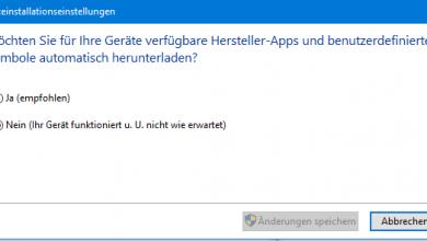Bild von Windows 10 automatische Treiber Updates deaktivieren