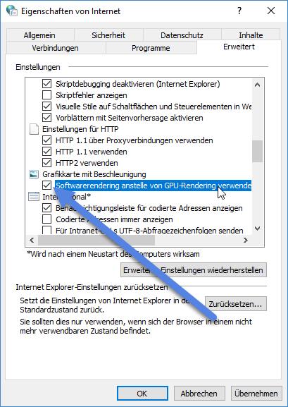 softwarerendering-anstelle-von-gpu-rendering-verwenden