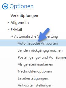 automatische antworten - Abwesenheitsnotiz in Outlook.com anlegen – So geht's
