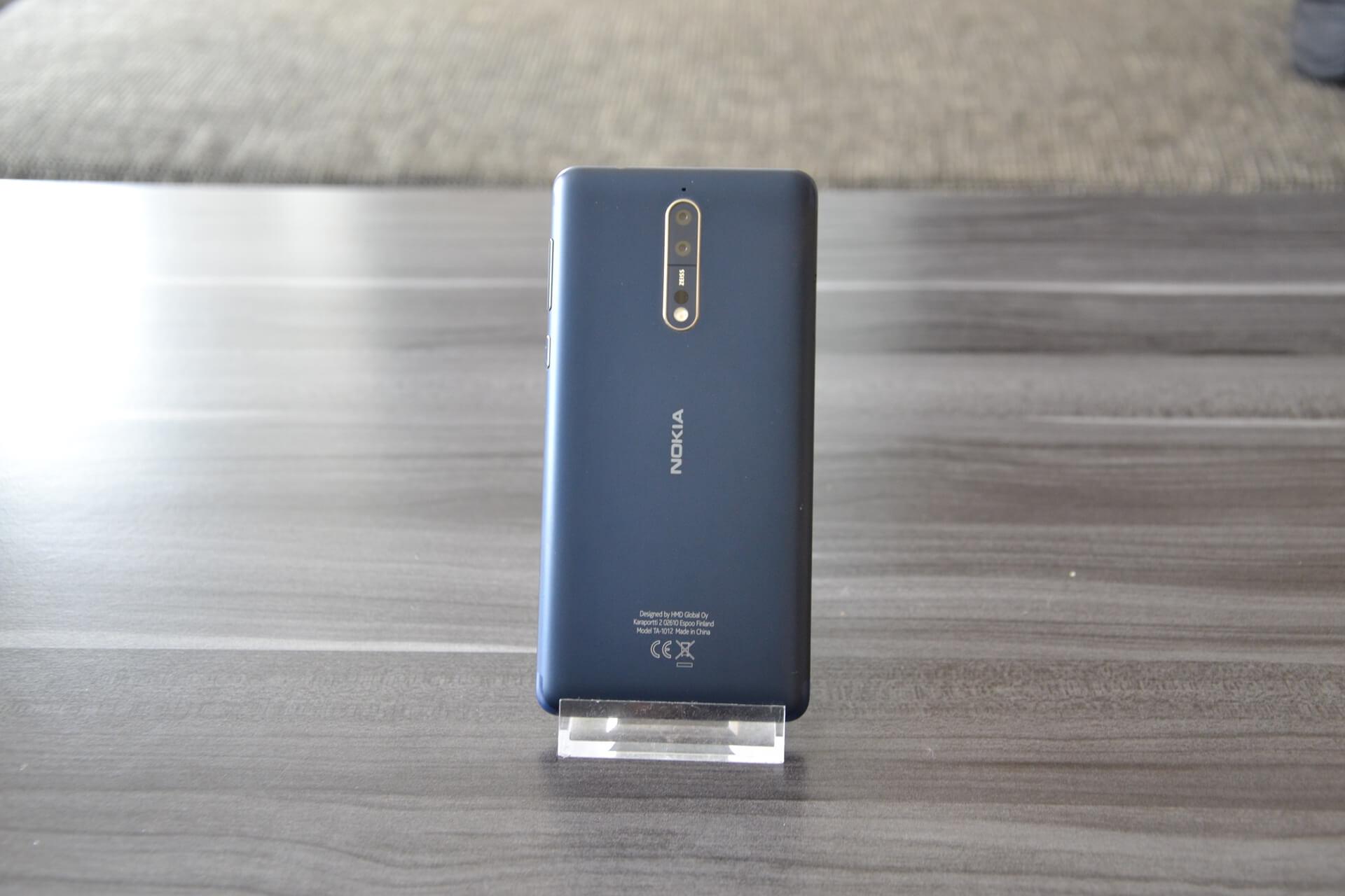 5 - Nokia 8 Testbericht - Nokia ist back!