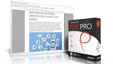 ashampoo pdf pro 390x220 - Ashampoo PDF Pro ausprobiert - Konvertieren, Erstellen & Bearbeiten von PDF-Dateien