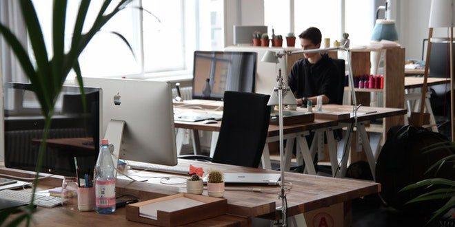 ein virtuelles buero - Die Arbeitswelt im Wandel der Digitalisierung